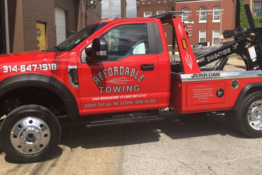 Affordable Towing Has A New Website