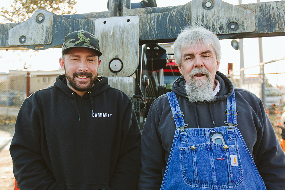 Meet Steve And Steve the Affordable Towing owners.