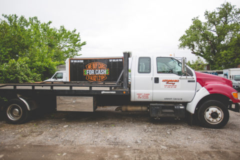 About Affordable Towing